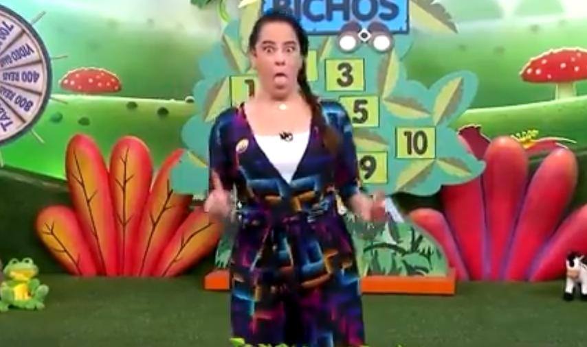 Silvia Abravanel desabafou ao vivo no programa Bom Dia e Cia (Foto: Reprodução)