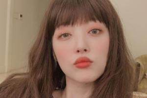 Após suicídio da cantora K_Pop Sulli, lei é criada para tentar acabar com o bullyin virtual (Foto: Reprodução)