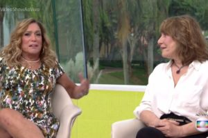 Susana Vieira e Renata Sorrah são duas das grandes atrizes da Globo