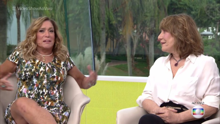 Susana Vieira é Desmascarada Aos 77 Anos E Briga Feia Com