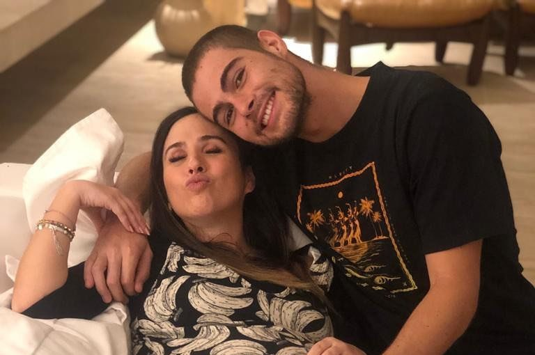 Tata Werneck teve sua primeira filha, fruto do relacionamento com Rafael Vitti (Reprodução/Instagram)