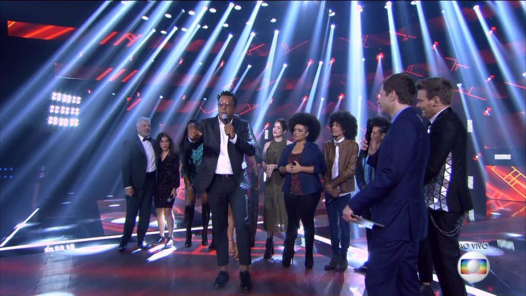 Tony vence o The Voice Brasil pelo time de Michel Teló (Foto: Reprodução)