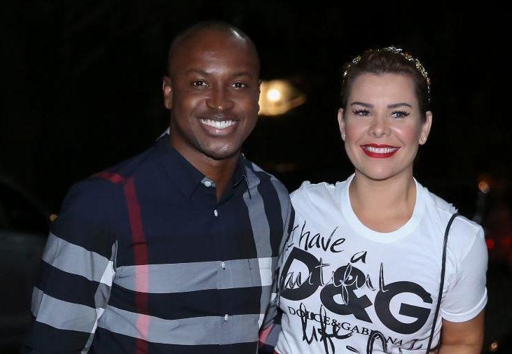 casais Thiaguinho e Fernanda Souza não são mais um casal. Foto: Reprodução