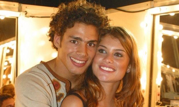 Alinne Moraes e Cauã Reymond voltarão a contracenar juntos após fim de namoro (Foto: Divulgação)
