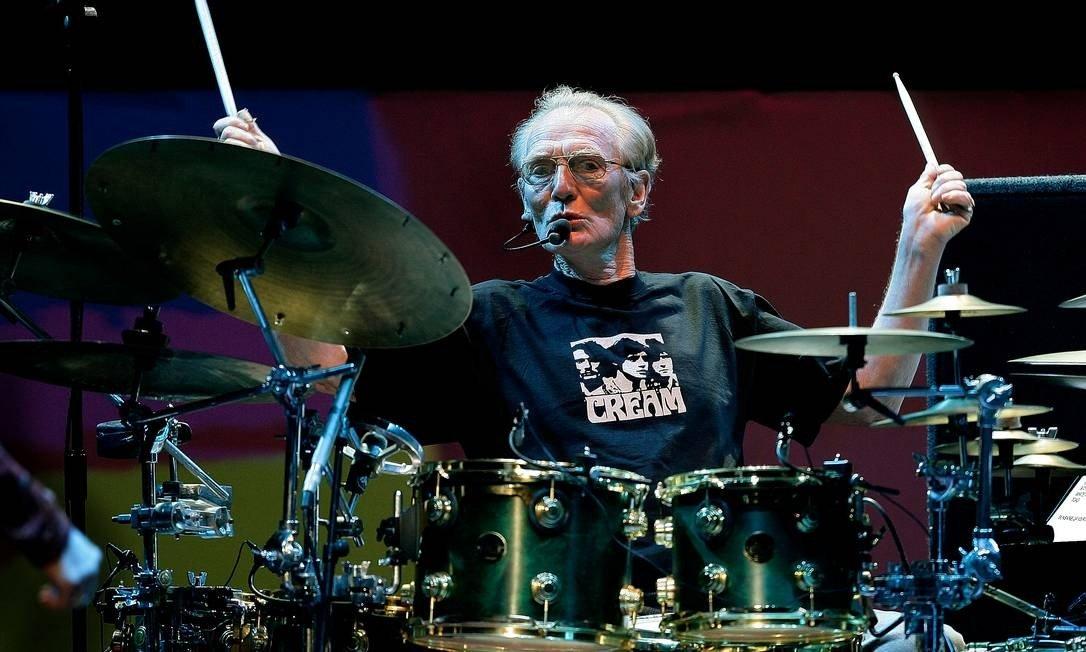 Morre aos 80 anos de idade o lendário baterista Ginger Baker (Foto: Reprodução)