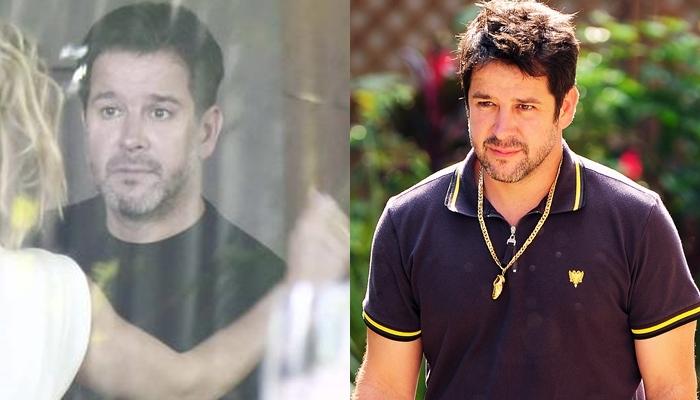 Murilo Benício como Raul em Amor de Mãe e Tufão em Avenida Brasil (Foto: Extra/Globo/João Miguel Júnior)