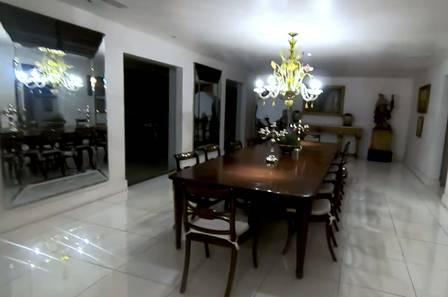 Sala de jantar de Hebe
