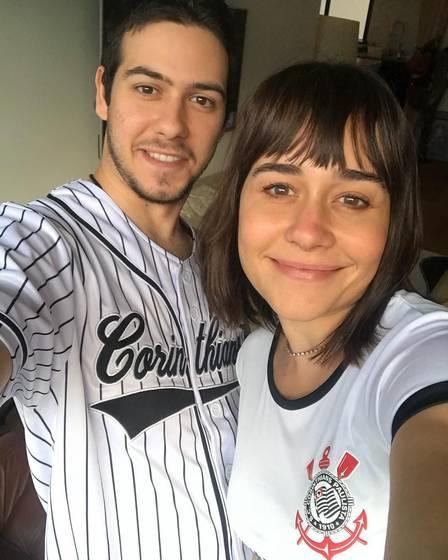 Antônio é filho de Alessandra Negrini com Murilo Benício Foto: Reprodução/Instagram