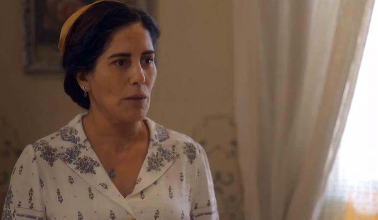 Lola (Gloria Pires) em Éramos Seis (Foto: Reprodução/Globo)