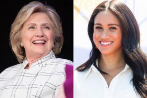 Hillary Clinton diz a duquesa Meghan Markle que ela merece algo muito melhor (Foto: Reprodução)