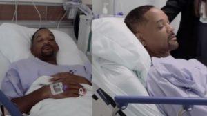 Em cama de hospital, Will Smith entra em estado de desespero após descobrir câncer (Foto: Reprodução)