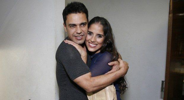 Zezé e Camilla Camargo. Foto: Reprodução