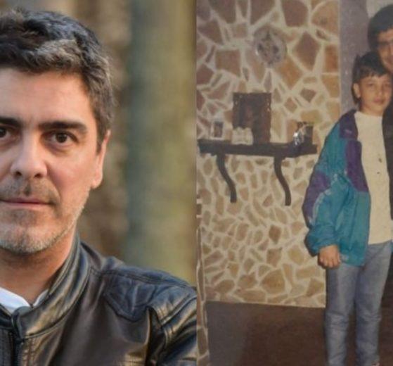 Junno Andrade e Eduardo Tadeu Matos de Oliveira (Foto: Divulgação/Reprodução/RedeTV!)