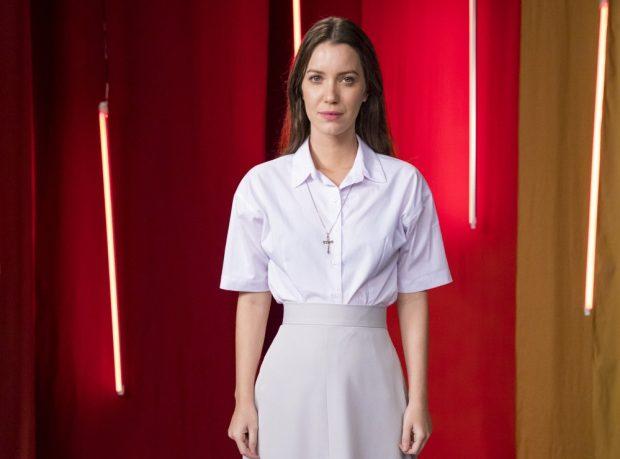 Fabiana voltará a ser freira em A Dona do Pedaço (Foto: Divulgação/Globo)