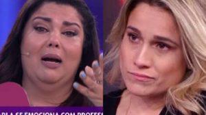 Fabiana Karla apresenta o Se Joga, na Globo, com Fernanda Gentil (Foto: Reprodução)