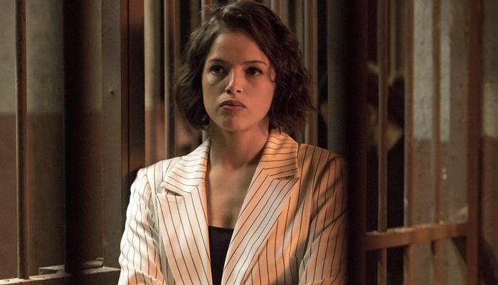 Josiane (Agatha Moreira) em A Dona do Pedaço (Foto: Globo/João Cotta)