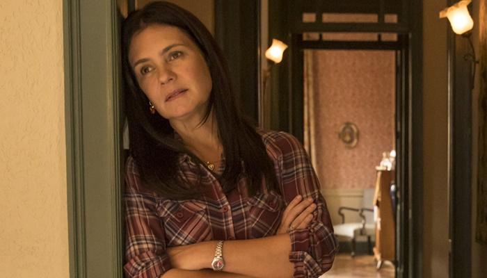 Adriana Esteves está no elenco de Amor de Mãe e interpreta Thelma, uma das protagonistas da novela das nove da Globo (Foto: Globo/João Cotta)