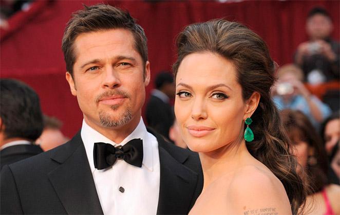 Angelina Jolie diz que sentiu uma tristeza profunda após divórcio com Brad Pitt (Foto: Reprodução)