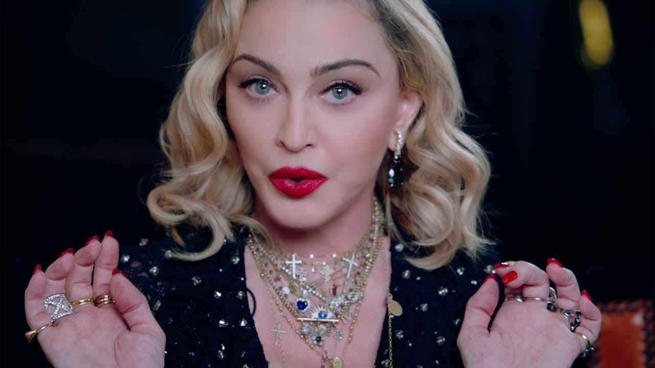 Madonna tem música utilizada em questão do Exame Nacional das Escolas Médias (Foto: Reprodução)