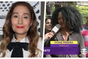 Sonia Abrão, Gugu Liberato, Globo