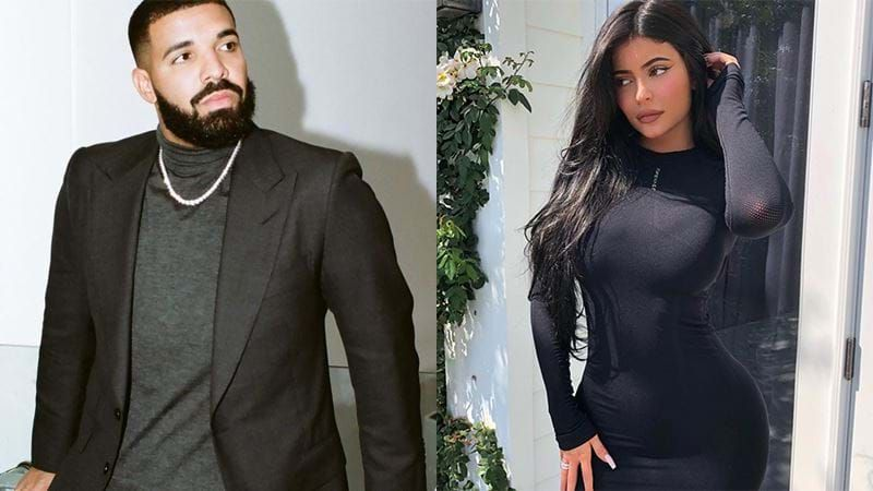 Drake e Kylie Jenner compartilham momentos românticos e são o novo casal do momento (Foto: Reprodução)