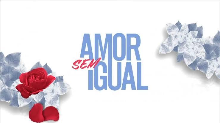 Logo da novela Amor Sem Igual (Imagem: Divulgação/Record)