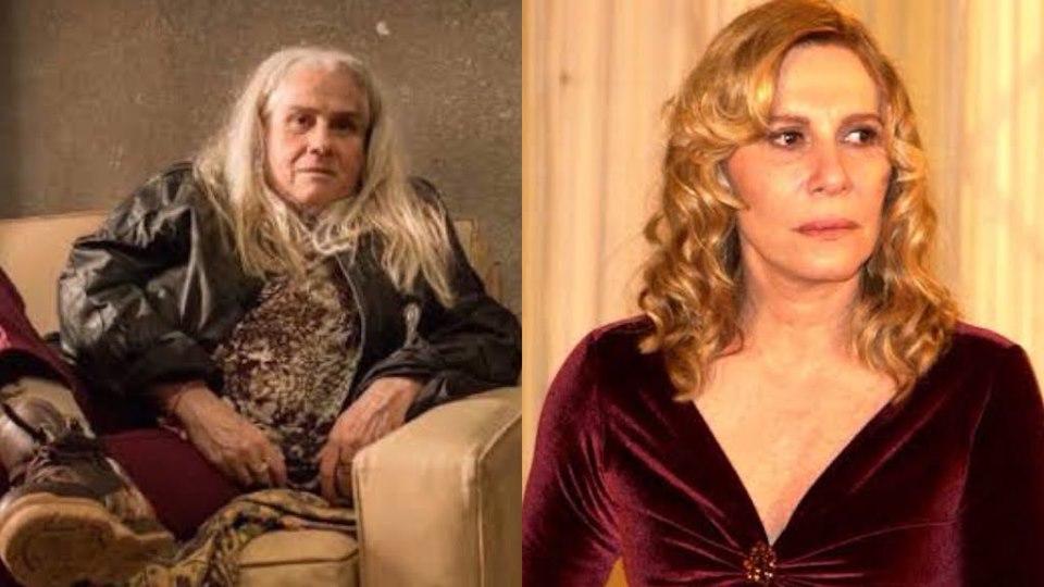 Em Amor de Mãe, Vera Holtz será um Nazaré Tedesco muito pior (Montagem: TV Foco)