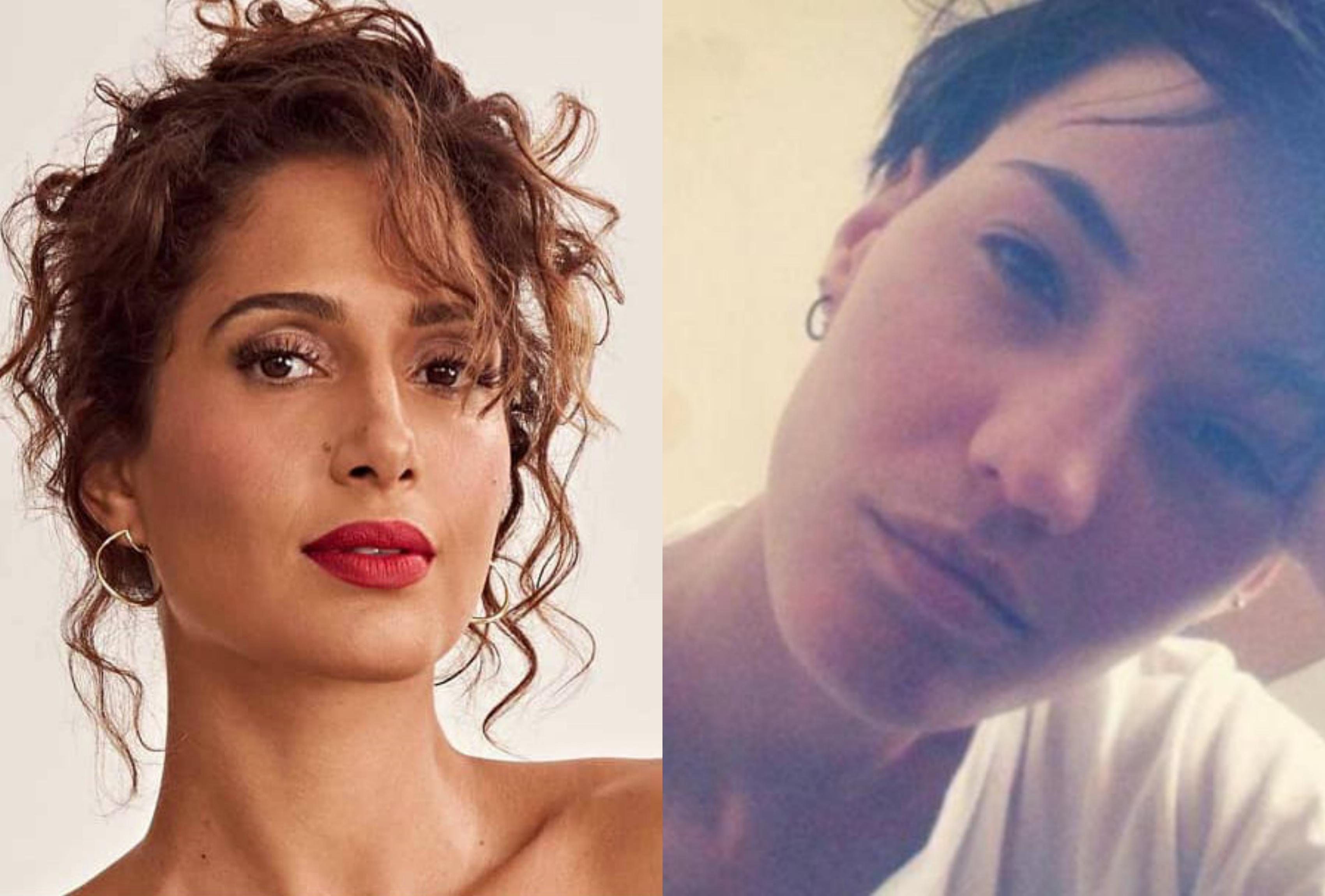 A famosa atriz da Globo, Camila Pitanga e a Beatriz Coelho (Foto: Montagem TV Foco)