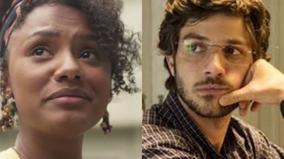 Camila e Danilo podem ser irmãos em Amor de Mãe da Globo (Montagem: TV Foco)
