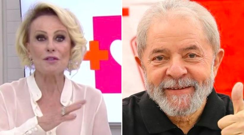 Ana Maria Braga, presidente Lula