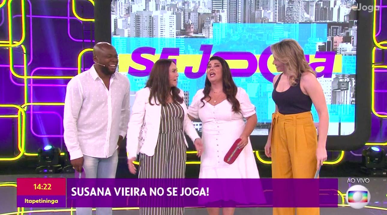 Susana Vieira, Se Joga
