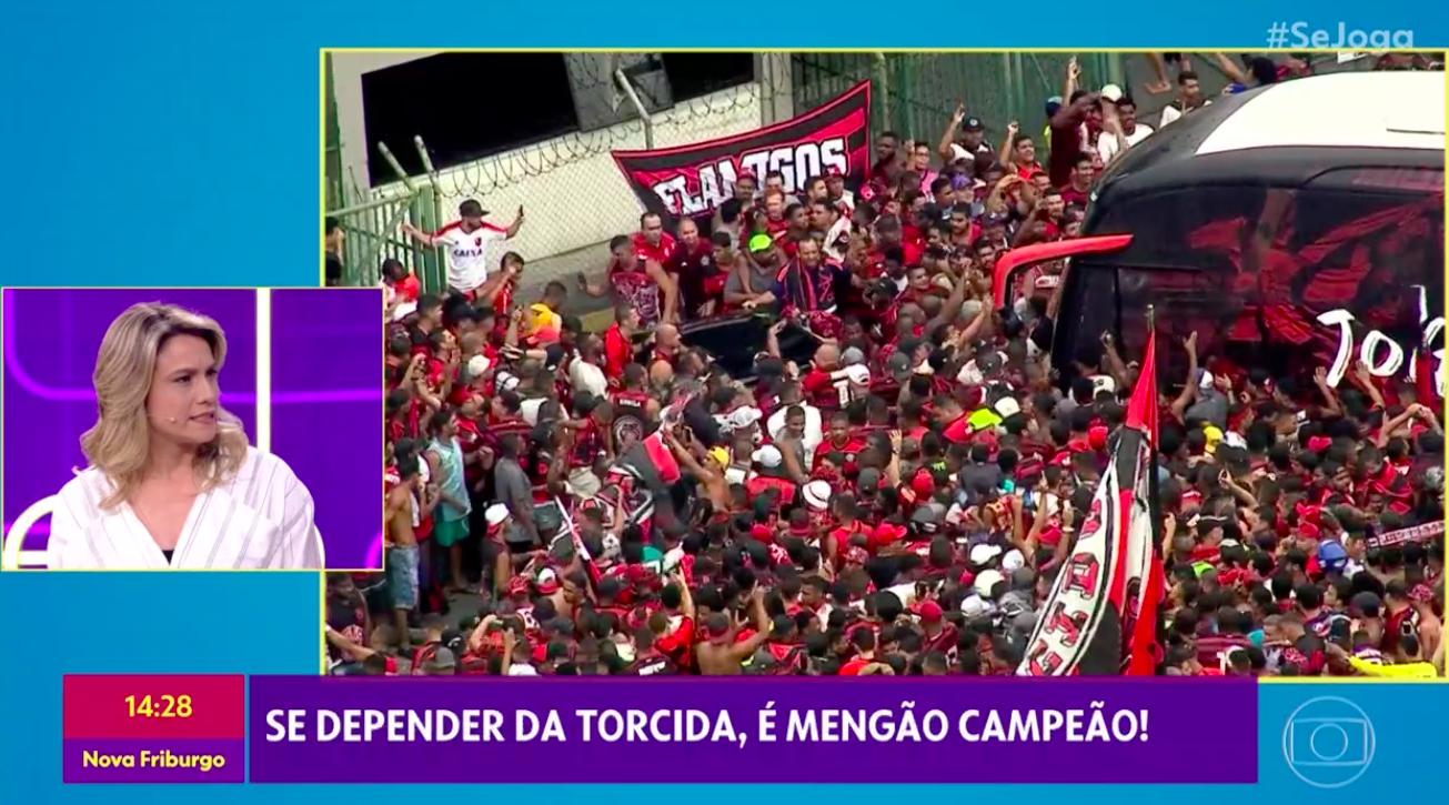 Globo, Se Joga, Fernanda Gentil