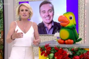 Ana Maria Braga, Globo, RecordTV, Fátima Bernardes