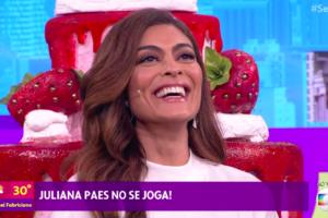 Juliana Paes, A Dona do Pedaço, Globo, Se Joga