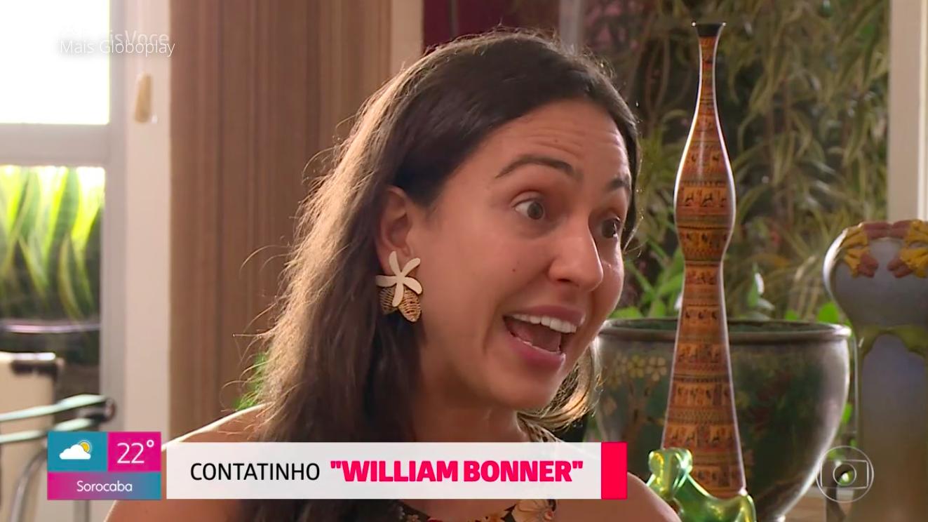 William Bonner, Ana Maria Braga