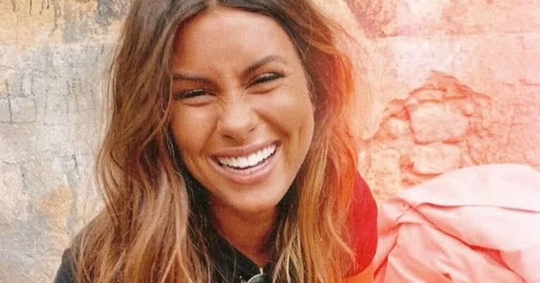 Carolina Loureiro, suposta namorada de Vitor Kley (Foto: Reprodução)