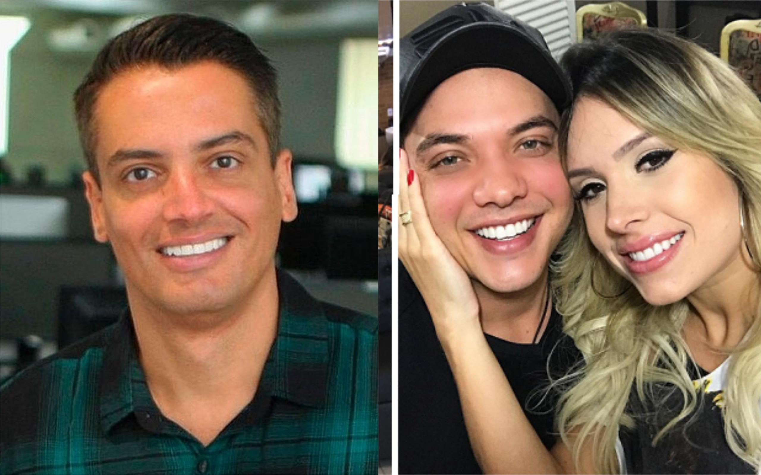 Leo Dias detonou Thyane Dantas após polêmica com Wesley Safadão (Foto: TV Foco)