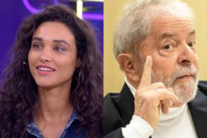 Débora Nascimento e Lula (Foto: Montagem TV Foco)