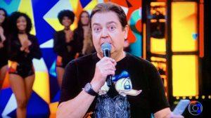 Faustão, Fausto Silva, Domingão do Faustão, Globo