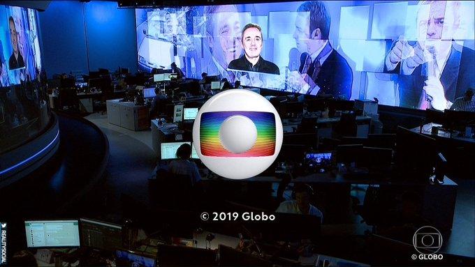 Gugu ganhou homenagem no Jornal Nacional (Foto: Reprodução)