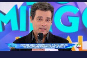 Celso Portiolli Domingo Legal Gugu Liberato