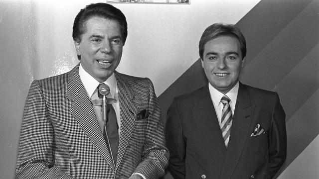 Silvio Santos não compareceu ao velório de Gugu Liberato (Foto: Reprodução)