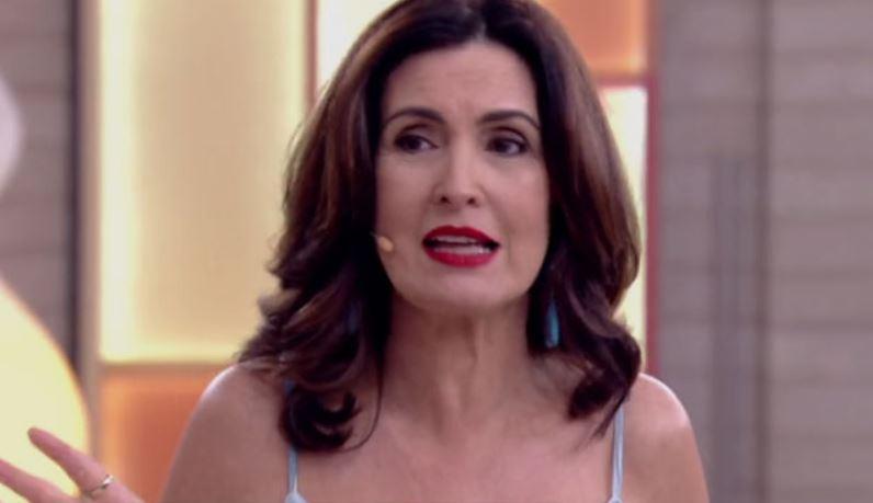 Fátima Bernardes (Foto: Reprodução/Globoplay)