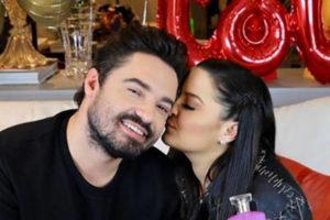 Após término polêmico, o cantor sertanejo Fernando Zor e famosa Maiara decidiram dar mais uma chance ao amor e reataram a união pela terceira vez em menos de um ano de relacionamento (Foto: Reprodução)