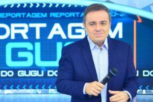 Gugu Liberato está internado (Foto: Reprodução)