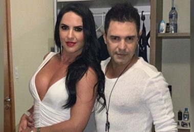 do famoso cantor sertanejo, Zezé di Camargo, Graciele Lacerda fala sobre divisões de bens (Foto:Reprodução/ Instagram)
