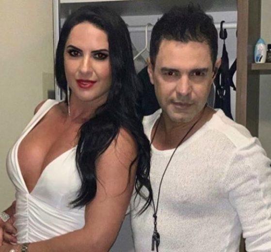 Graciele Lacerda e Zezé Di Camargo estão juntos há vários anos (Foto:Reprodução/ Instagram)