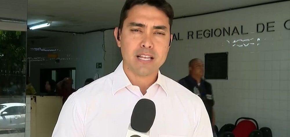 cnn brasil Kenzô Machida deixa a Globo depois de mais de 11 anos de serviços prestados (Imagem: Instagram)