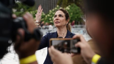 Luciana Gimenez (Foto: Marcelo Brandt/G1)