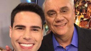 Luiz Bacci e Marcelo Rezende (Foto: Reprodução/Instagram)